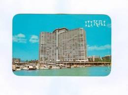 The Ilikai On Waikiki Yacht Harbor, Hawaii, PU-1965 - United States