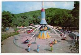 Postcard - North Korea, Amusement Park    (V 15038) - Corée Du Nord