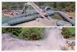 Postcard - North Korea, Amusement Park    (V 15039) - Corée Du Nord