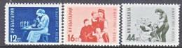 Bulgaria 960-2   *  WOMENS DAY - 1945-59 People's Republic