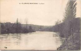 SAINT-AMAND-MONTROND - Le Cher - Saint-Amand-Montrond