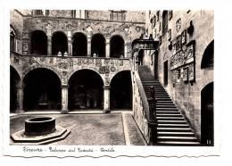 BR19262 Firenze  Palazzo Del Podesta    2 Scans - Firenze