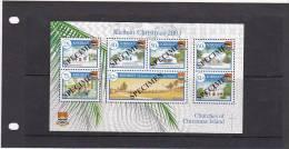 Kiribati 2003 Christmas  Miniature Sheet Specimen  MNH - Kiribati (1979-...)