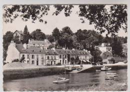 CPM DPT 29 PONT AVEN, LE PORT EN 1955 !! - Pont Aven