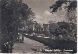 Gela - Giardini Pubblici - Particolare - Caltanissetta