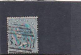Mauritius  1863 2d Blue Used - Mauricio (1968-...)