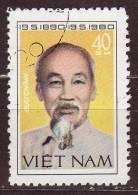 VIET NAM  - REPUBLIQUE - 1980 - YT N° 236B -  Oblitéré - - Vietnam