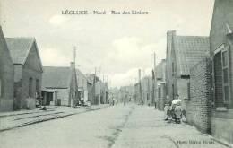 59 LECLUSE  Nord  Rue Des Liniers - Francia