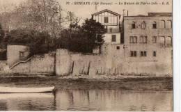 PIERRE LOTI - HENDAYE - ROCHEFORT -  ILE D´OLERON - ASCAIN - Ecrivains