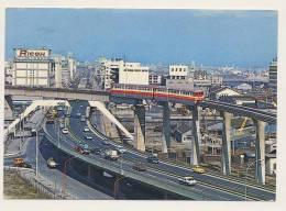 The Tokyo Monorail - Tokio