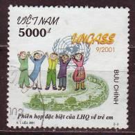 VIET NAM  - REPUBLIQUE - 2001 - YT N° 1989 - Oblitéré - - Vietnam
