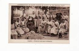 Angola - Filant La Toile Pour La Mission (couture) - Angola
