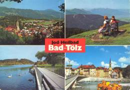 Allemagne - Bavière - Bad Tölz 660 M / Oberbayern - Bad Toelz