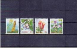 THAILAND , 1997 , ** , MNH , Postfrisch , Mi.Nr. 1819 - 1822 - Tailandia
