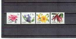 THAILAND , 1992 , ** , MNH , Postfrisch , Mi.Nr. 1534 A - 1537 A - Thailand