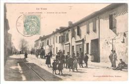 81 TARN SAINT-JUERY Avenue De La Gare - Villefranche D'Albigeois