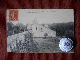 AUGE DEUX SEVRES CHATEAU DE CHAMMARGOU - Autres Communes