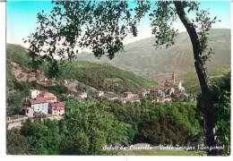 SALUTI DA LOCATELLO (BG) - PANORAMA - F/G - V: 1963 - Bergamo