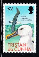 Tristan Da Cunha MNH Scott #233 2pd Molly - Birds - Tristan Da Cunha