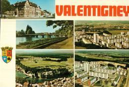 CPM   VALENTIGNEY  Multivues - Valentigney