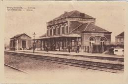 Bourg- Léopold - Station, Animé - Leopoldsburg