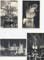 Copenhagen Tivoli  Denmark  7 Cards.  # 667 # - Postcards