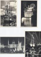 Copenhagen Tivoli  Denmark  7 Cards.  # 667 # - 5 - 99 Postcards