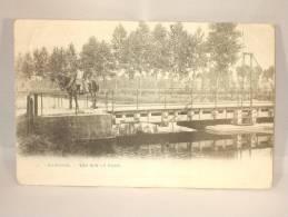 Chièvres. Vue Sur Le Canal - Chièvres