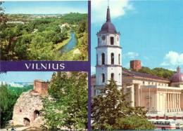 Vilnius - Mehrbild - Lituanie