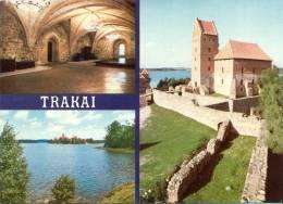 Lietuvos TSR - Trakai - Lituanie