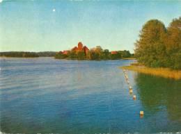 Wasserburg Von Trakai - Lituanie