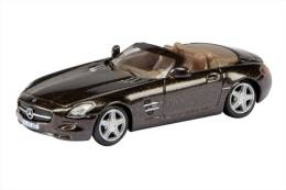 Schuco  25981, Mercedes SLS AMG Roadster, 1:87 - Véhicules Routiers
