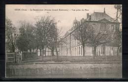 FRANCE 61. ORNE..CPA.SEES. LE SANATORIUM.CIRCULÉE 1919 - France