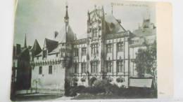 SAUMUR   L'HOTEL DE VILLE 1078 U - Saumur
