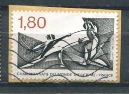 France 1981 - YT 2147 (o) Sur Fragment - Gebraucht