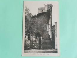 UZES - La Tour De La Vierge - Uzès