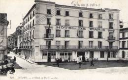 76 Dieppe, L'hotel De Paris - Dieppe