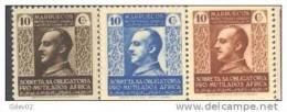 MABE1-L33212TB.Maroc. Marocco.MARRUECOS    ESPAÑOL..BENEFICENCIA. 1937/9. (Ed  1/3**) Sin Charnela.LUJO - Beneficiencia (Sellos De)