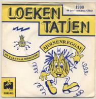 Aalst - Carnaval - Loeken Tatjen - Ajoinenreggae - De Karnavalmikroebe - Vinyl-Schallplatten