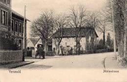 Versmold Muhlenstrasse 1900 Postcard - Versmold
