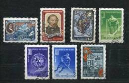 Russia 1957 Accumulation Used Complete Sets - 1923-1991 USSR