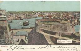 CPA    Malta  Dockyard Creek - Malte