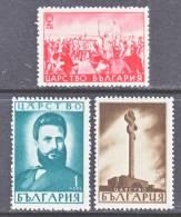 Bulgaria 386-8    * - 1909-45 Kingdom