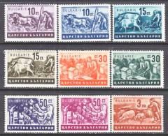 Bulgaria 397+    * - 1909-45 Kingdom