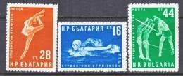 Bulgaria 1017-19    *  SPORTS - 1945-59 People's Republic