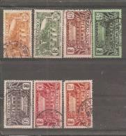 CONGO  N° 120:124/127/128/ OblitéréT.B. - Französisch-Kongo (1891-1960)