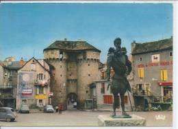 MARVEJOLS - La Porte De Soubeyran - Marvejols