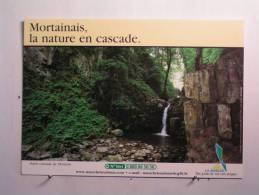 Mortainais, La Nature En Cascade - Petite Cascade De Mortain - France
