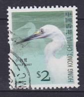 ## Hong Kong China 2006     2.00 $ Bird Vogel Little Egret - Gebraucht