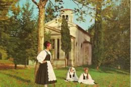 FRIULI VENEZIA GIULIA - NIMIS  - Costumi Friulani - Santuario Madonna Delle Pianette - Italy